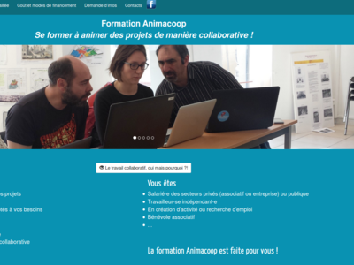 Collectif de formateurs Animacoop