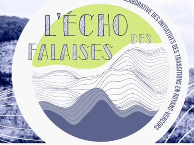 Echo des falaises - Initiatives positives du Royans-Vercors